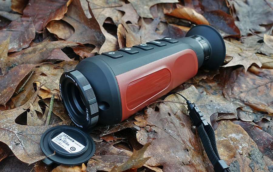 LM6P thermal imaging monocular